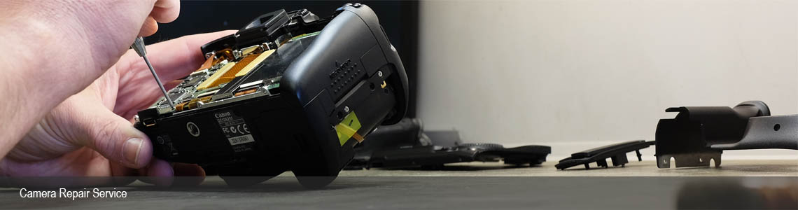 Canon Camera Repairs