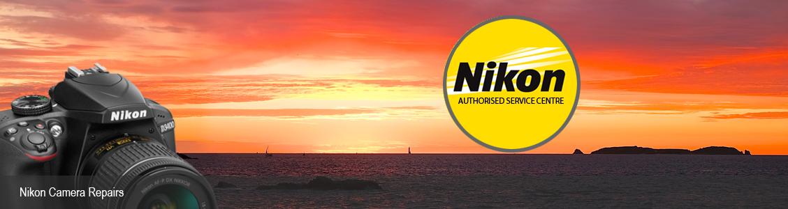 Nikon Camera Repairs